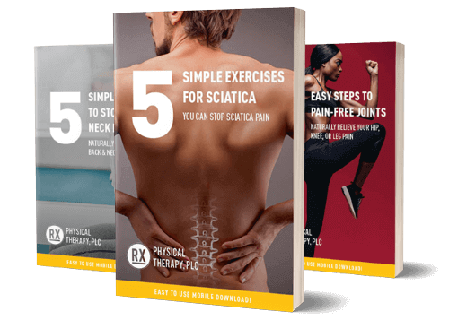 Download your free eBooks for sciatica
